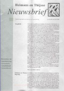 nieuwsbrief29